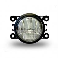 LED světla pro denní svícení (ECE R87) v kombinaci s mlhovými světly a funkcí automatického zapnutí / vypnutí.