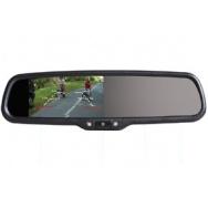 Monitor v zrcátku Audi/VW/Renault/Peugeot/Citroen AK-043LA