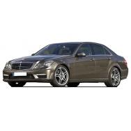 JOM body kit Mercedes Benz třídy E (W212, 09-13) E63 look - s otvory pro PDC a SRA (ostřikovače světel)