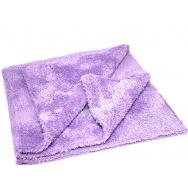 Mammoth Purple Canary Extra Soft Buffing Towel - mirovláknový, extra měkký, detailingový ručník, 40x40cm