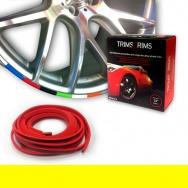 Trim4Rims - ochranný profil na ráfky, žlutý