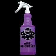 Meguiar's Wheel Brightener Bottle - 946 ml - ředicí láhev pro Wheel Brightener, bez rozprašovače