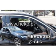 HEKO ofuky oken Mercedes Benz GLC X253 5dv (2016-) přední