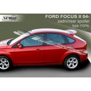 Stylla spoiler zadních dveří Ford Focus II htb (2004 - 2010)