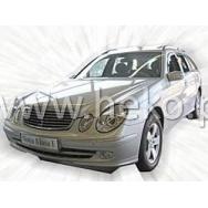 HEKO ofuky oken Mercedes Benz E W211 sedan (2003-2009) přední