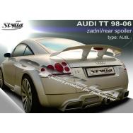Stylla spoiler zadního víka Audi TT (8N, 1998 - 2006)