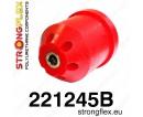Strongflex sportovní silentblok Audi TT 8N, silentblok zadní nápravy