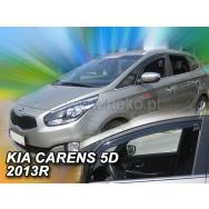 HEKO ofuky oken Kia Carens 5dv (2013-) přední
