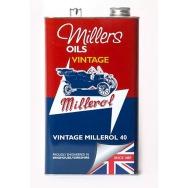 Motorový olej Millers Oils Classic Vintage Millerol 40, 5L