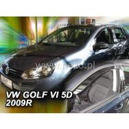 HEKO ofuky oken Volkswagen Golf VI 5dv (2008-2012) přední