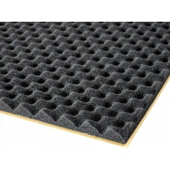CTK WaveFix 15 akustická pěna, samolepicí, 100 x 50 cm