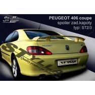 Stylla spoiler zadního víka Peugeot 406 coupé