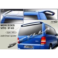 Stylla spoiler zadních dveří Mercedes Benz Vito i (W638, 1996 - 2003)