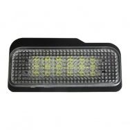 LED osvětlení SPZ Mercedes Benz C kombi (W203, 00-07)