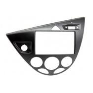 Rámeček autorádia 2-DIN Ford Focus (99-05) černý