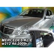 HEKO ofuky oken Mercedes Benz E W212 sedan (2009-2016) přední + zadní