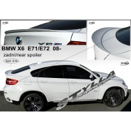 Stylla spoiler zadních dveří BMW X6 (E71, 2008 - 2014) spodní