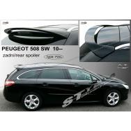 Stylla spoiler zadních dveří Peugeot 508 SW (combi, 2010 - 2018)