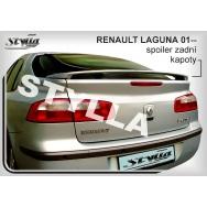Stylla spoiler zadního víka Renault Laguna II htb (2001 - 2007)