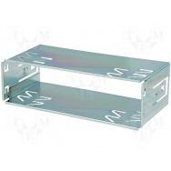 Plechový rámeček 1-DIN JVC