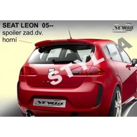 Stylla spoiler zadních dveří Seat Leon II (2005 - 2012)
