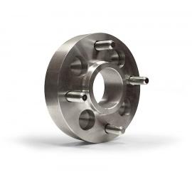 Podložky pod kola rozšiřovací, 4x130 šířka 25mm (Škoda) - se štefty
