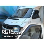 HEKO ofuky oken Volkswagen T4 Transporter/Caravelle 2dv (1990-2003) přední