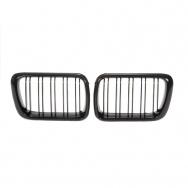 JOM ledvinky přední kapoty BMW 3 (typ E36, r. v. 1996-1999) - černé, M Style