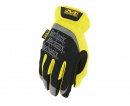 Mechanix rukavice FastFit - žluté