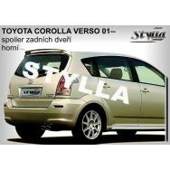 Stylla spoiler zadních dveří Toyota Corolla Verso (2004 - 2009)