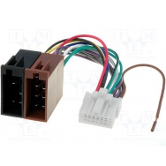 ISO konektory Panasonic 16 PIN F