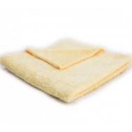 Mammoth Furry Canary Extra Soft Buffing Towel - mirovláknový, extra měkký, detailingový ručník, 40x40cm