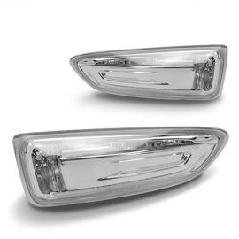 Boční blinkry Opel Astra J - chrom