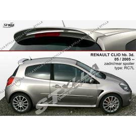 Stylla spoiler zadních dveří Renault Clio III (2005 - 2012)