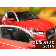 HEKO ofuky oken Audi A1 3dv (2010-2018)