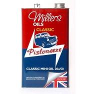 Motorový olej Millers Oils Classic Mini Oil 20w50, 5L