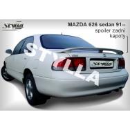 Stylla spoiler zadního víka Mazda 626 sedan (1991 - 1997)