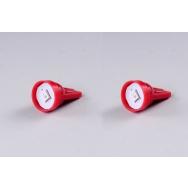 Žárovky do parkovaček - LED červené T10