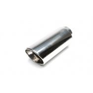 TA Technix koncovka výfuku nerezová - elipsa / zkosená, 115x125mm