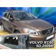 HEKO ofuky oken Volvo XC60 5dv (2008-2017) přední + zadní