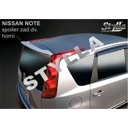 Stylla spoiler zadních dveří Nissan Note (2006 - 2013)