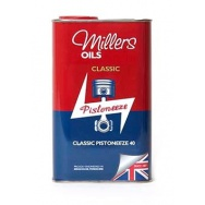 Motorový olej Millers Oils Classic Pistoneeze 40, 1L