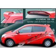 Stylla spoiler zadních dveří Hyundai i20 (2008 - 2014) - horní