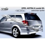 Stylla spoiler zadních dveří Opel Astra H Caravan (2004 - 2009)