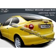 Stylla spoiler zadního víka Renault Megane I Coupé