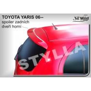 Stylla spoiler zadních dveří Toyota Yaris (2005 - 2013)