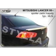Stylla spoiler zadního víka Mitsubishi Lancer sedan (2008 - 2017)