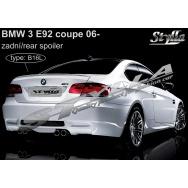 Stylla spoiler zadního víka BMW 3 (E92) coupé