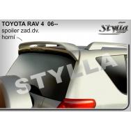 Stylla spoiler zadních dveří Toyota RAV4 III (2006 - 2012)