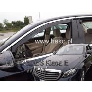 HEKO ofuky oken Mercedes Benz E W213 sedan (2016-) přední